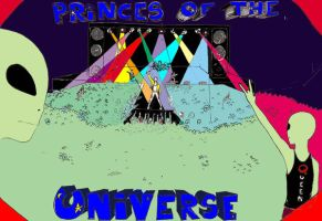 princes of the universe by JuLaIa