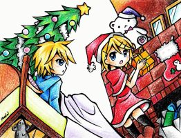 Santa's Identity by Colorful--Melody