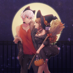 TRICK - OR - TREAT by Byebi