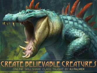 Learn to Draw Creatures! by arvalis