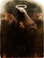 Disfiguring The Sixth Angel by scaryjesus
