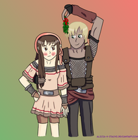 Christmas Gift: Come on, sweets. by Alicia-x-Itachi