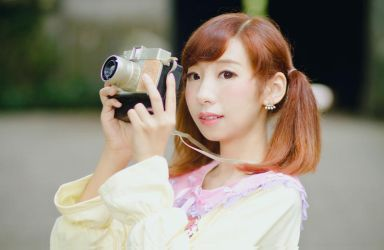 Camera girl - miyoko by Naxhis