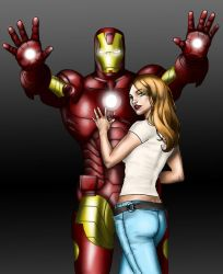 Iron Man: Extremis by Darthval