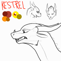 Kestrel's Reference by pelaghi