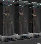 Gals on display 1.1 by hypnovoyer