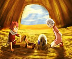 Fairy Tail happy family by Syuzaki