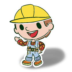.:Gift: Bob the Builder:. by J3SSIC0W
