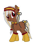 Steampunk Maid Adoptable - Closed by JewelThePonyLover12