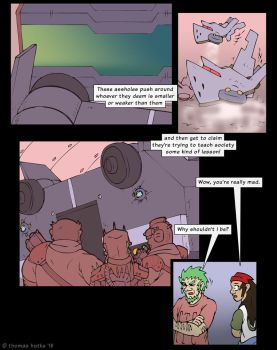 Nextuus Page 1107 by NyQuilDreamer