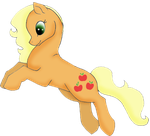 Applejackpng by wastedsacrifice