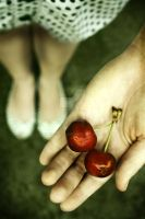 Cherries, to Rod. by byluluka