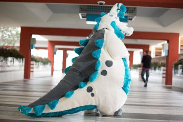 Keel Fursuit Photo 2 by Eligecos
