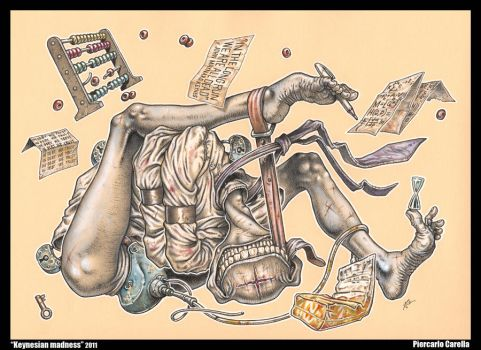 ' Keynesian madness ' by pierk