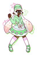 [SOLD] Lolita Inkling AUCTION - (PayPal/Points) by royalraptors
