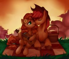 Because I Love You by LA-ndy