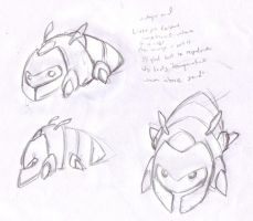 fakemon scan3 by kaseddy