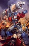 Autobots transform and rollout! by Chaos-Draco