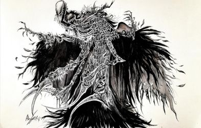 Mergo's Wet Nurse Bloodborne by Khov97