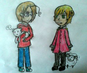 [APH] Canada and New Zealand by Djeidi-123