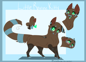 Kitty ravine ref by LittleRavine