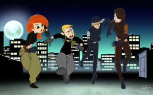 D+J featuring Kim Possible by EastCoastCanuck