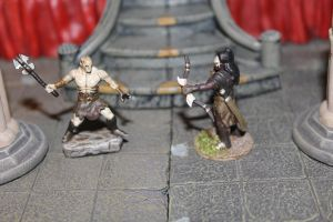 Heroclix conversion repaint rebase 15 by MrVergee