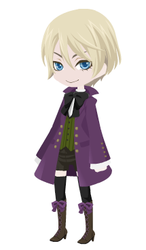 Tinierme Alois Trancy by GothicSuppi