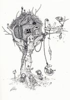 My home by Shilpit