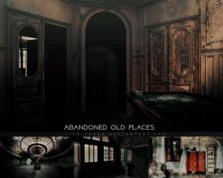 Abandoned old Places ( Stock ) #25 by LilithDemoness