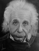 einstein by hrm-n