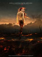 Soul on fire by MirellaSantana
