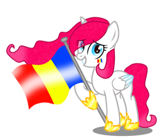LIVE ROMANIA BECAUSE I AM A ROMANIAN by CrystalRaimbow