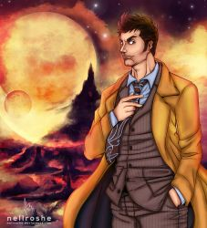 Tenth Doctor 04 by nellroshe