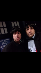 The Doctor and Jamie by JSA-1963