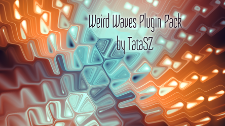 Weird Waves Plugin Pack 1 by tatasz