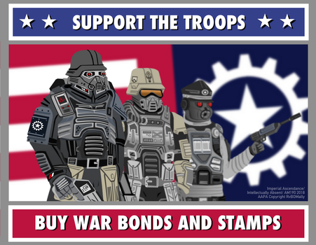 Buy War Bonds by Imperial-Ascendance