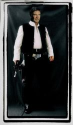 episode VII Han Solo by rocketman28