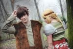 HTTYD ~ Hiccup and Astrid by Yamato-Leaphere