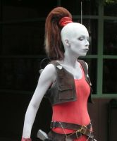 Hot Alien Chick by Pendragon-Photo