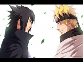 Naruto 699 by KhalilXPirates