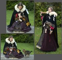 Inquisitor Costume 1 by vividwings