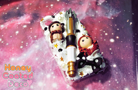 Doctor Who decoden Phone Case by TerryRose