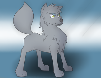 Commission: Corsac Fox by NeonBotNB