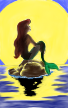 The Little Mermaid by Melon12-96