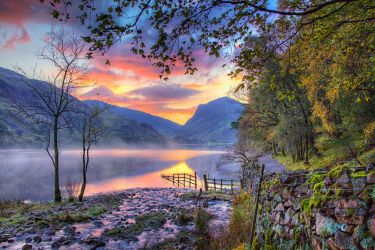 Buttermere Glory by Capturing-the-Light