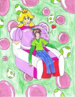 Yoshieggs New Inflatable Chair by LatexNineTails