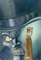 Dr. Jeckyll and Mr. Hyde by Phostex