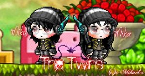 The Twins by x-Mikael-x
