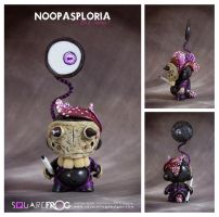 Noopasploria 002 by SquareFrogDesigns